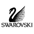 Swarovski crystalised elements used are indicated as SW