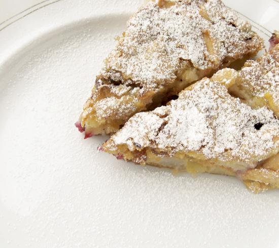Apple pie, кухня