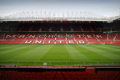 Old Trafford Stadium - Manchester United (1)