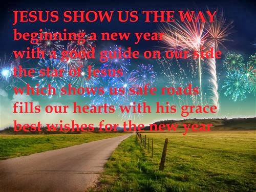 Best New Year Christian With Wishes 2015