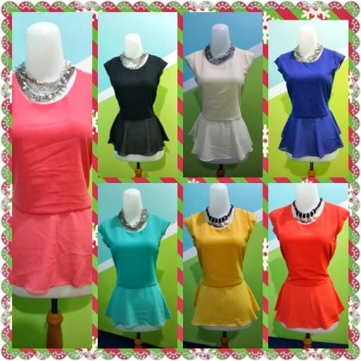 Model Baju Muslim Modern 2016. Trend model baju muslim modern mulai