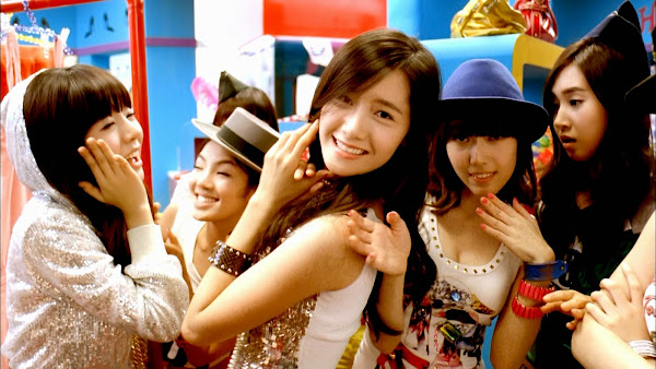 Girls' Generation Gee Yoona