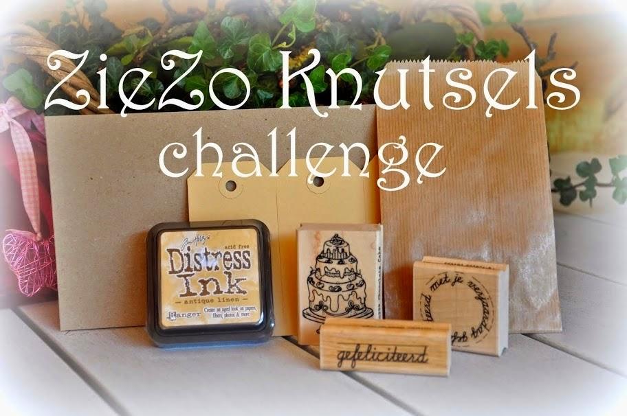 Challenge Ziezo Knutsels