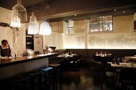 Coda Bar and Restaurant, Flinders Lane, Melbourne