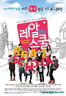 Real School Korean Drama