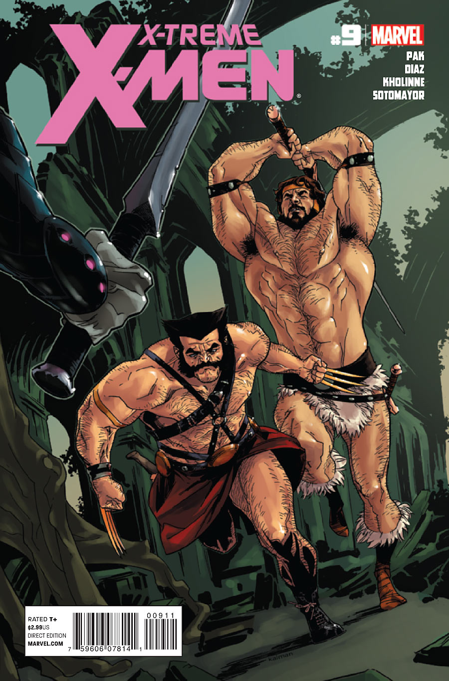 X-TREME X-MEN#09