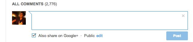 youtube google + entegresi