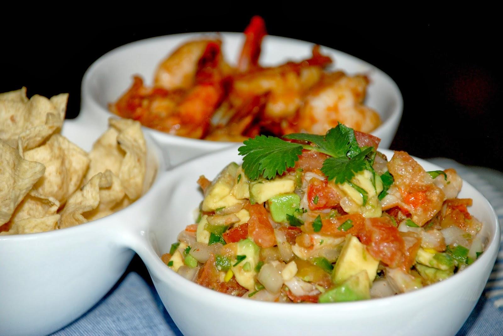 shrimp salsa 1 to 2 lbs fresh shrimp depending on how many shrimp you ...