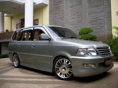 gambar modifikasi mobil kijang kapsul terkeren dan modis informasi