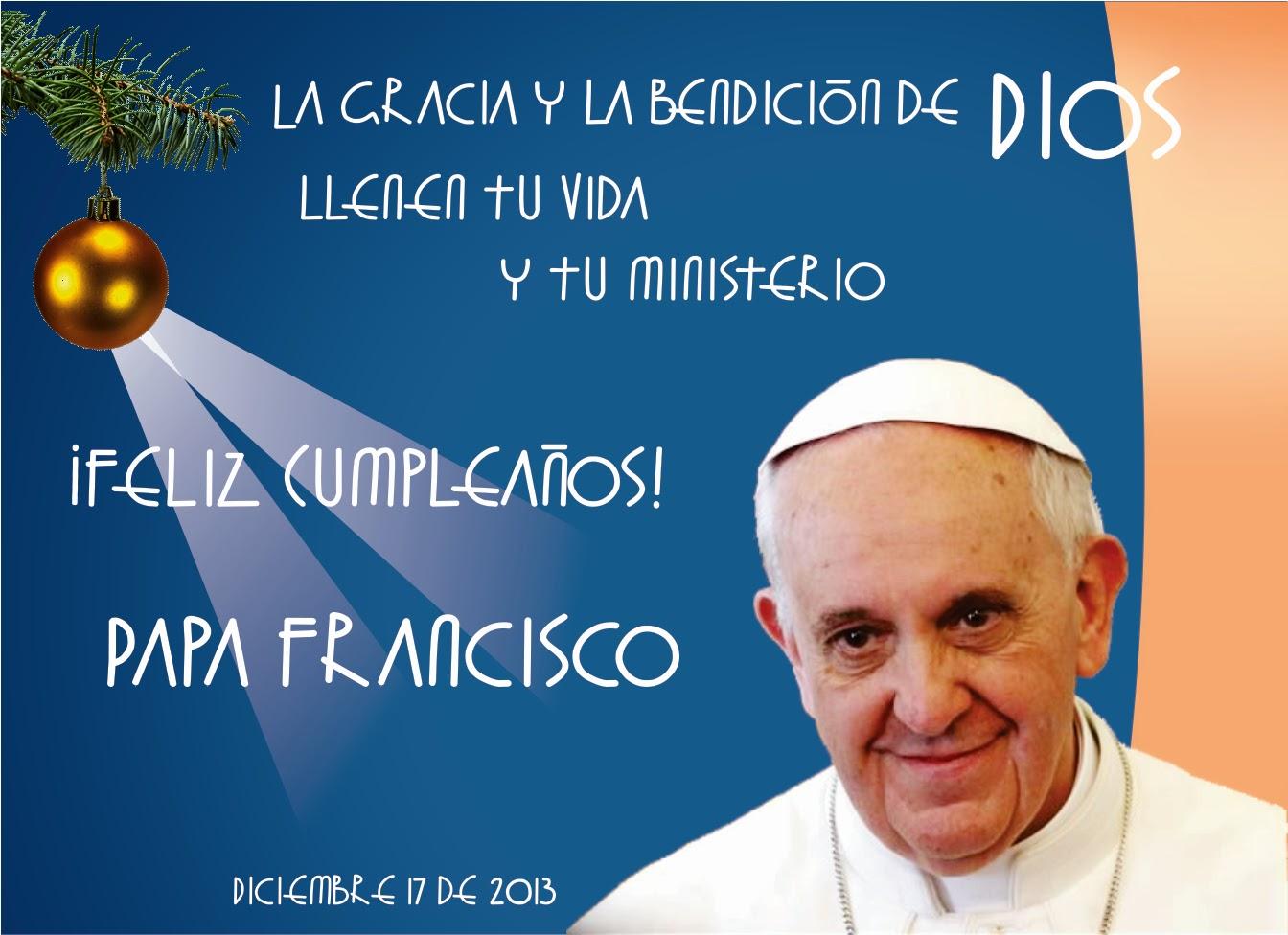 Bendiciones Del Matrimonio Catolico : Tarjetas y oraciones catolicas feliz cumpleaÑos papa