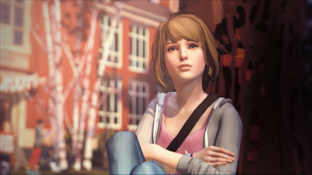 Screenshot of Max from Life is Strange