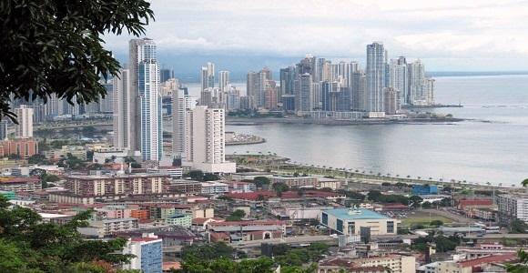 distrito financiero Panamá