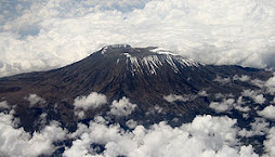 CLIMB MOUNT KILIMANJARO for East Africa Outreach For Women.