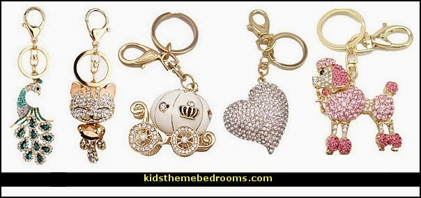 Purse Keyring Charms Dress Purse Shoe