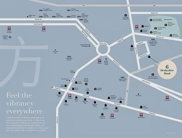 D'shire @ Derbyshire Location Map