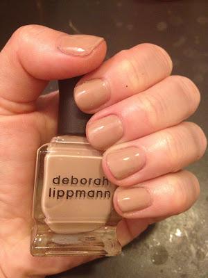 Deborah Lippmann, Deborah Lippmann nail polish, Deborah Lippmann nail lacquer, Deborah Lippmann Fashion, Deborah Lippmann manicure, nail, nails, nail polish, polish, lacquer, nail lacquer, mani, manicure