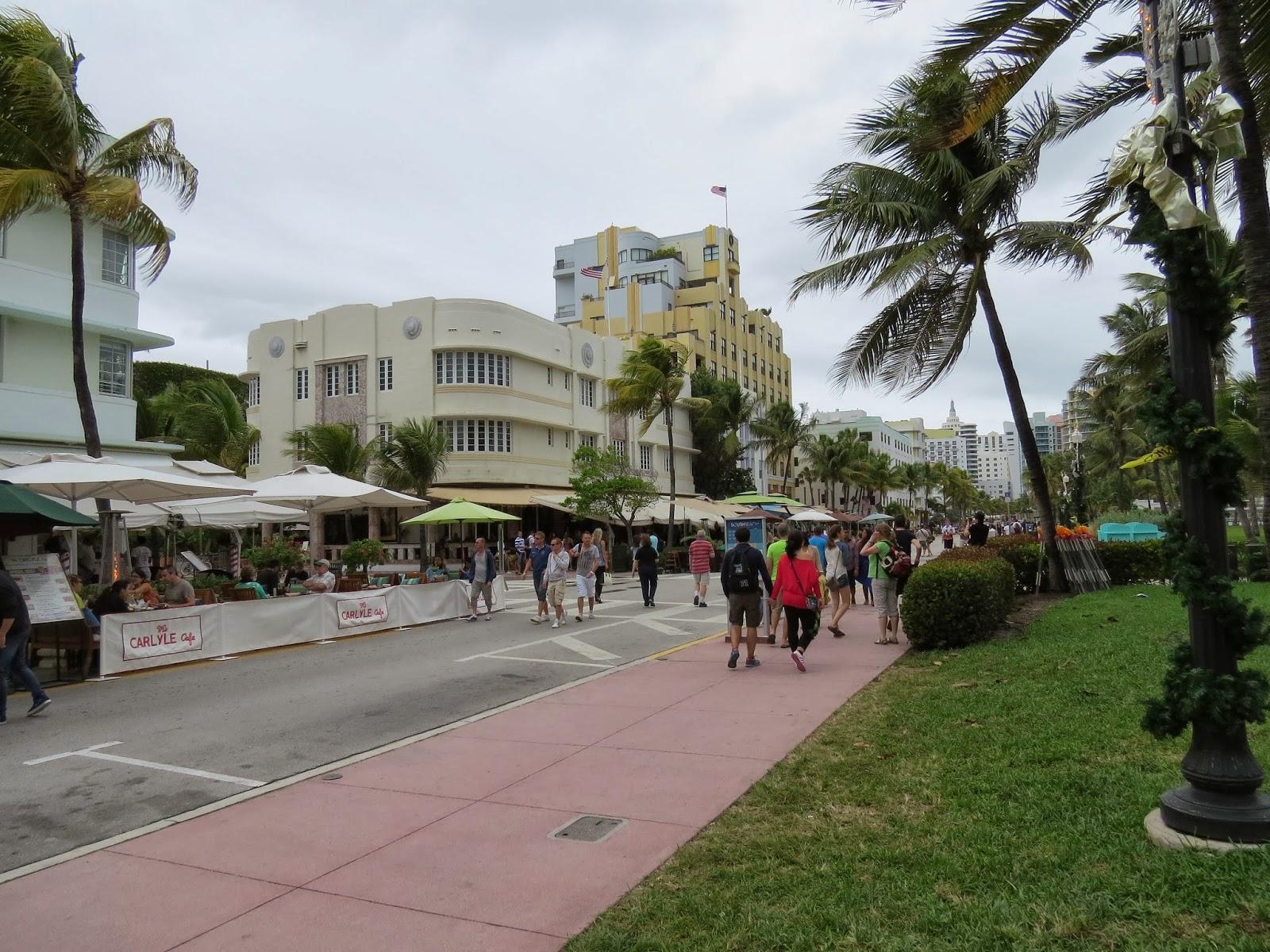 South Beach Miami - Trashy and overpriced