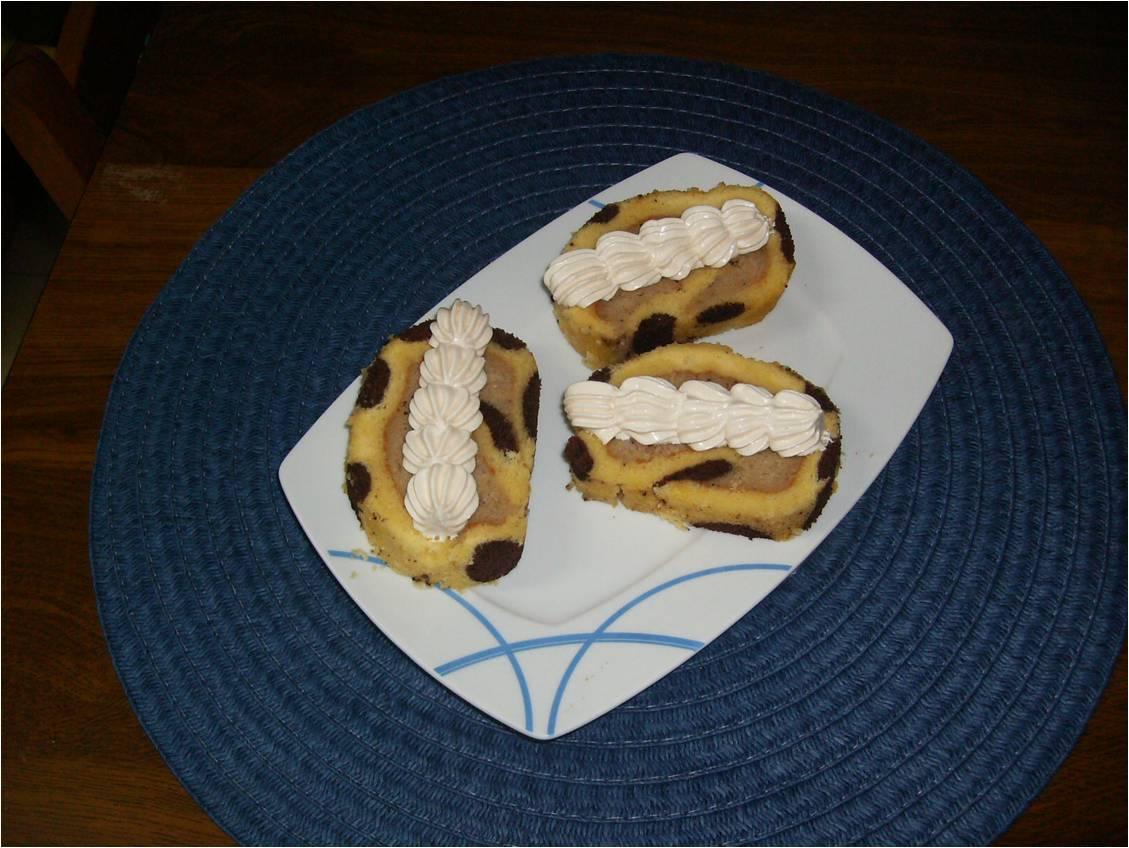 Pasteles Con Crema De Avellanas