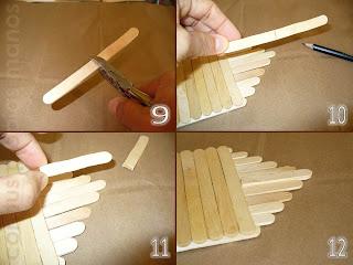 Con tus propias manos como hacer una casita alcancia con - Como se elabora una silla de madera ...
