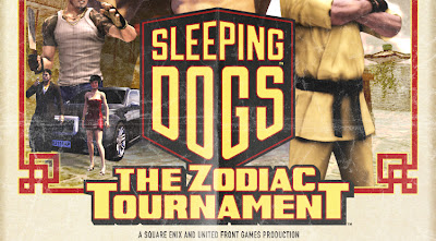 Sleeping Dogs - The Zodiac Tournament Logo - We Know Gamers