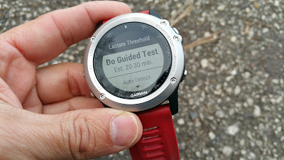 garmin fenix 3 lactate threshold