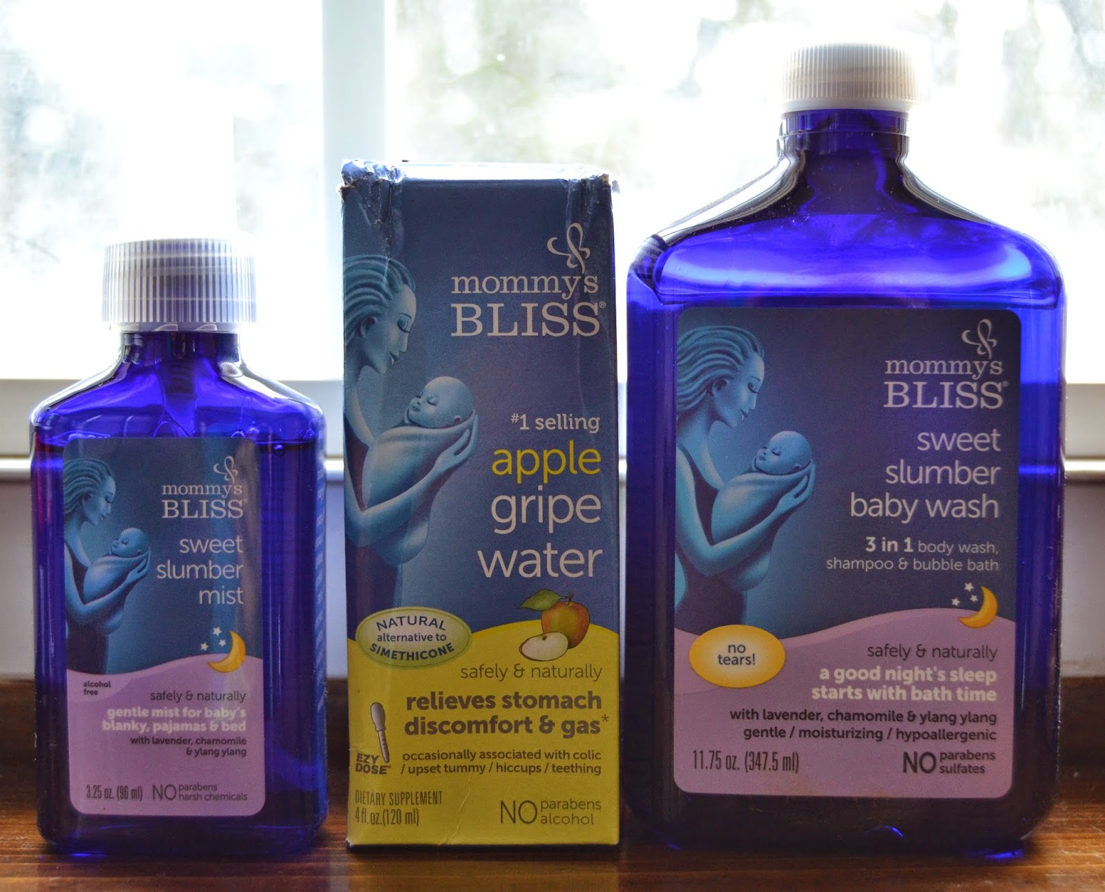 Mommy's Bliss Products