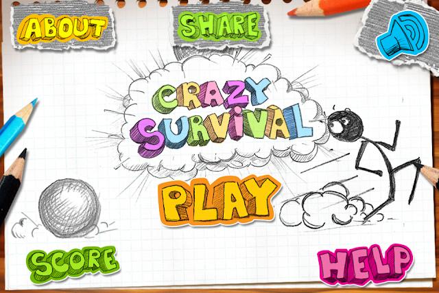 Crazy Survival Trip uno de los juegos gratuitas que cuentan con descarga en BlackBerry App World. Millones de usuarios de BlackBerry asumen el papel del protagonista que, por amor, se enfrenta a un viaje a través de los distintos continentes para llegar a su novia. Sólo nosotros podemos ayudarlo a pasar indemne entre los 15 niveles de colores y unos gráficos muy buenos en los cuales nuestros enemigos serán bolas, cohetes y cometas. Para pasar de un nivel a otro, tenemos que seguir con vida y conseguir puntos recogiendo las estrellas. Sara 'un viaje largo y peligroso, en el cual