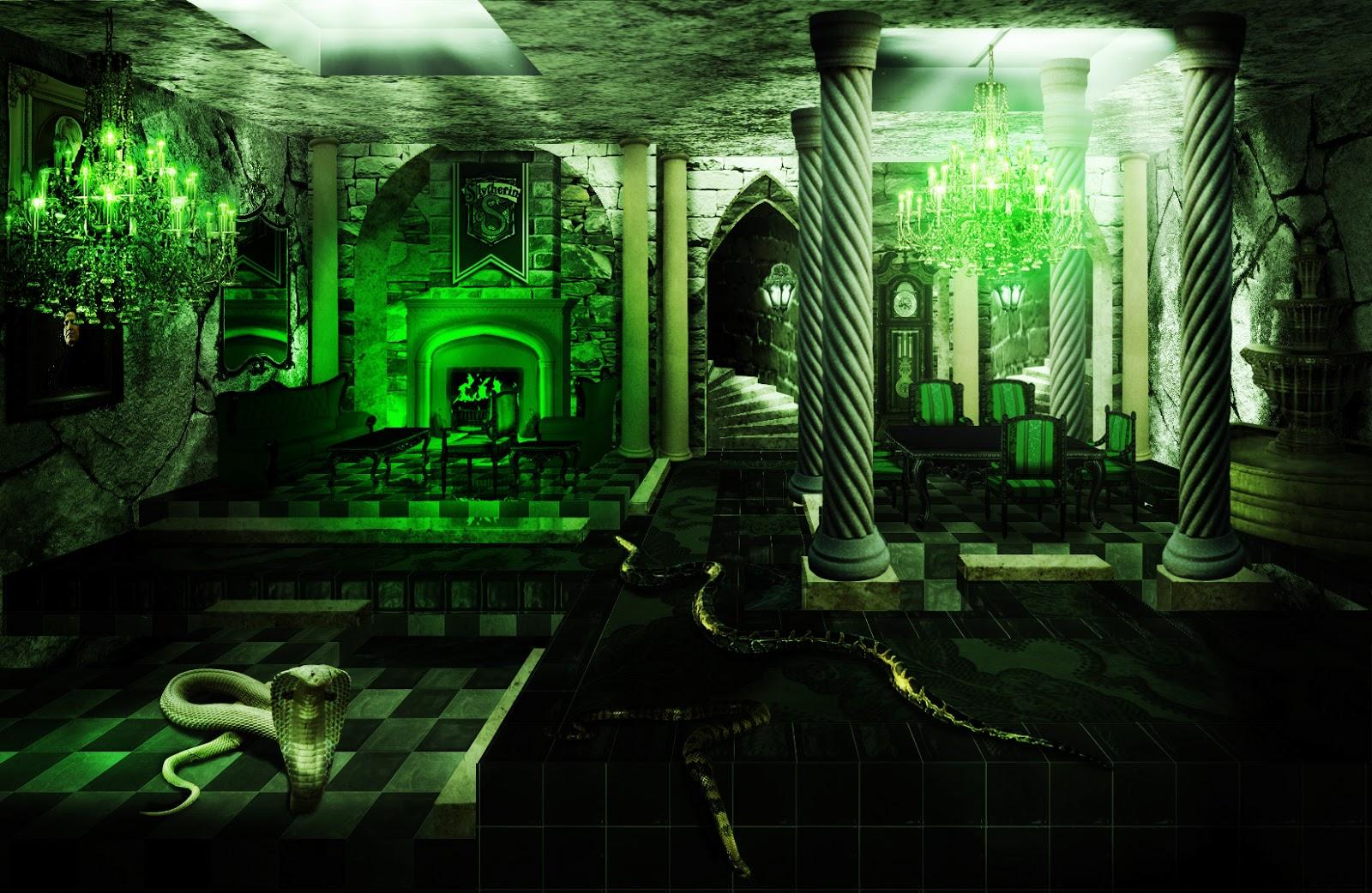 Bellatrix Lestrange Slytherin Dungeon