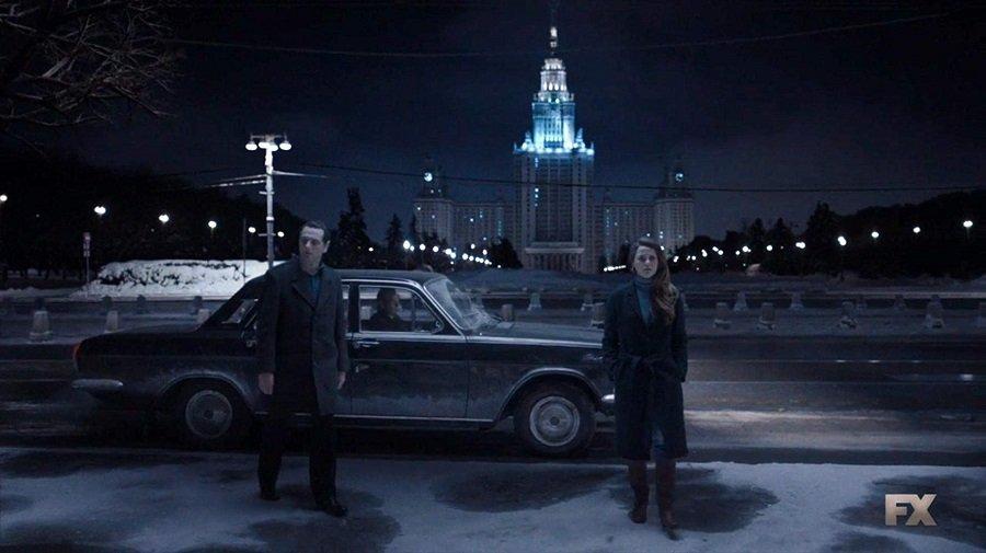 The Americans - 6ª Temporada Legendada Torrent