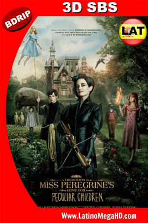 Miss Peregrine y Los Niños Peculiares (2016) Latino Full 3D SBS BDRIP 1080P ()