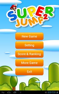Super Mario Jump II: