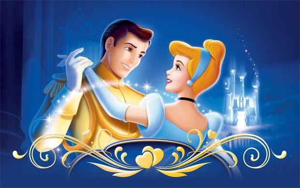 Especial Princesas Disney: CINDERELA (1950)