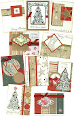 Holiday Wishes 20 Card kit mail order available