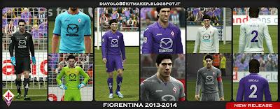 Fiorentina GDB Kitset 2013-14 by Diavolo86