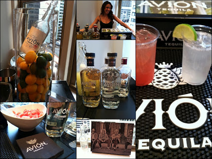 @tfnow 'On The Scene' for the Tequila Avión tasting and fashionistas won't believe their taste.