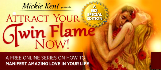 Attract your twin flame sex week