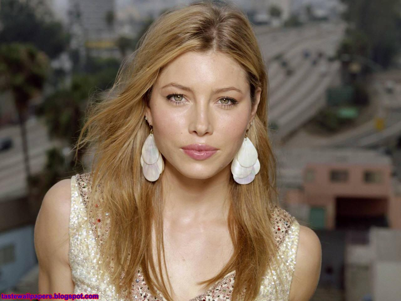 jessica biel power blue