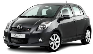 Toyota Yaris Wallpapers