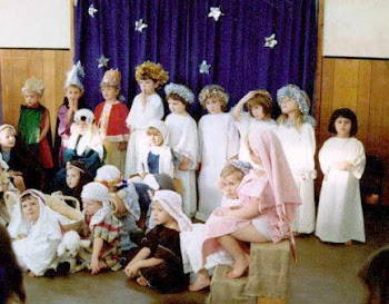 At nursery aged 3-4