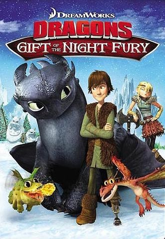 Cómo Entrenar a tu Dragón: Gift of the Night Fury (2011) – Latino Online