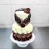 Jednoducho zdobená torta (VIDEO)