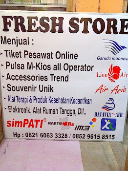 My Fresh Store =GROSIR &amp; SUPLIER ANEKA BARANG=