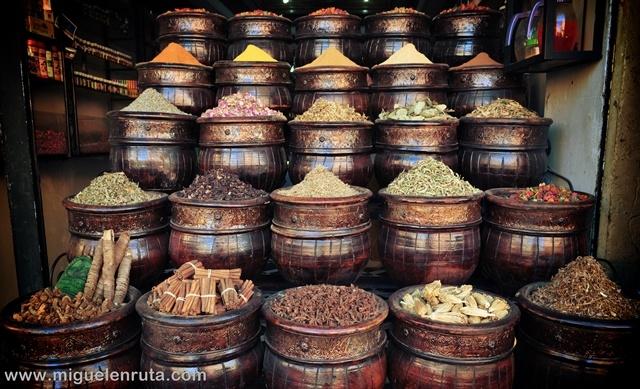 Marrakech-especias-Marruecos