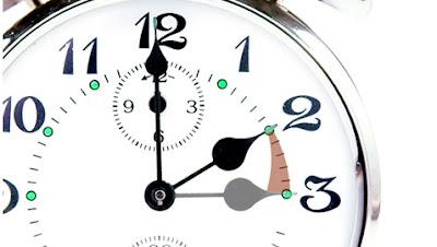Cómo nos afecta el cambio horario