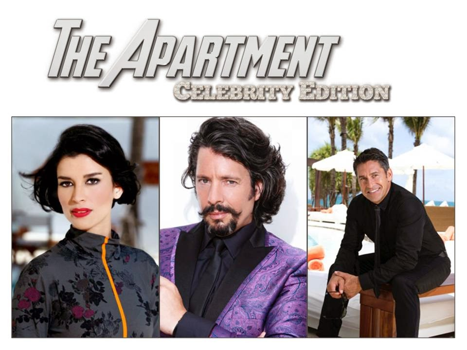 Chef lau joins the cast of the apartment celebrity for The apartment cast