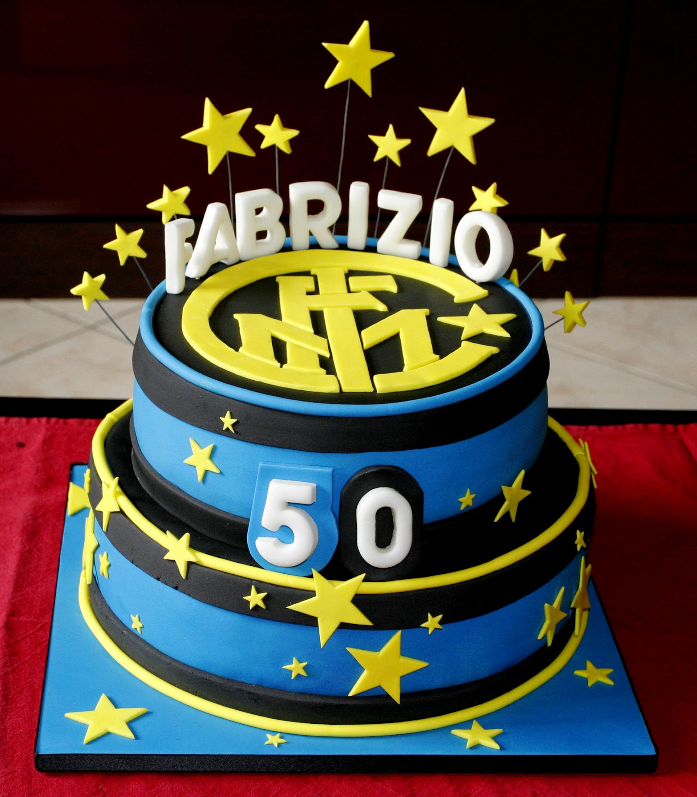 Top Pazza Inter amala! | Ma che torte RQ52