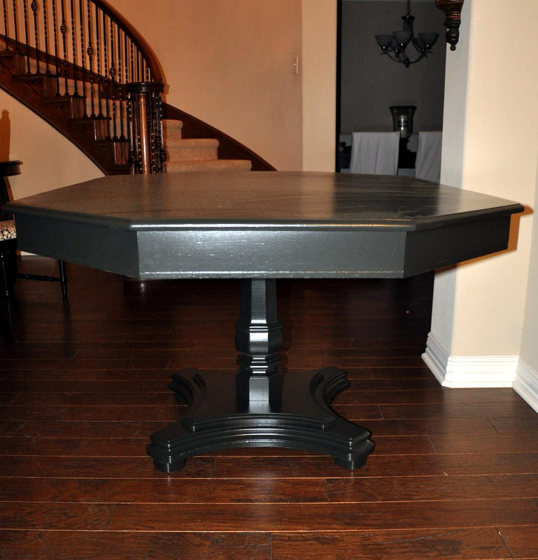 professional underwear folder  octagon antique dining table