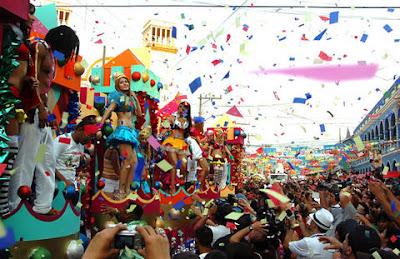 La Ceiba Gran Carnival