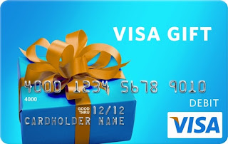 Enter to win the $50 Visa GC Giveaway. Ends 12/17.