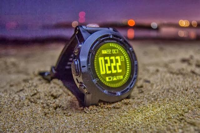 Garmin GPS watch technology avaliable as tactix